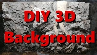 How to build a 3D aquarium background (from scratch)