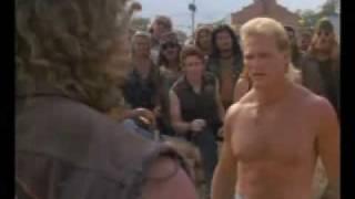 Stone Cold (1991) - Fight Scene
