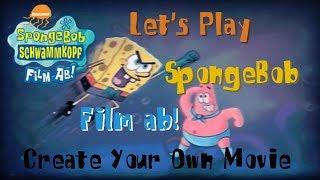 SpongeBob-Film Ab! - Erstellen Sie Ihren Eigenen Film (CYOM)