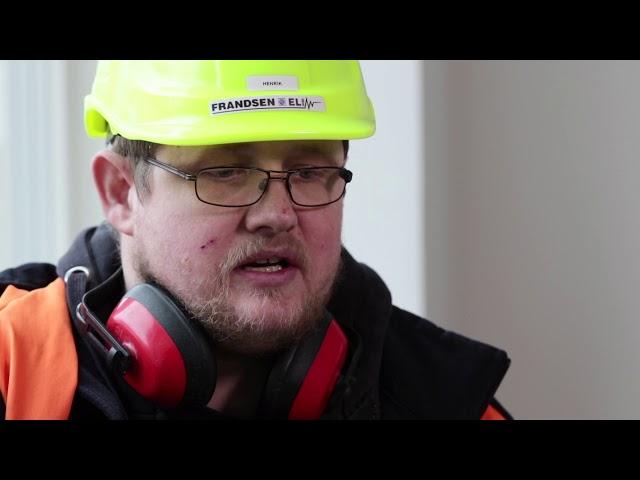 Erfaringer med Wexøe Panelunderlag