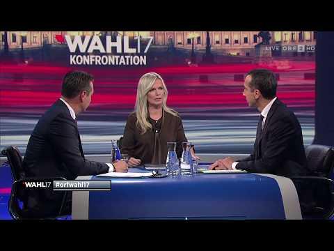 Konfrontation SPÖ - FPÖ | Wahl 17