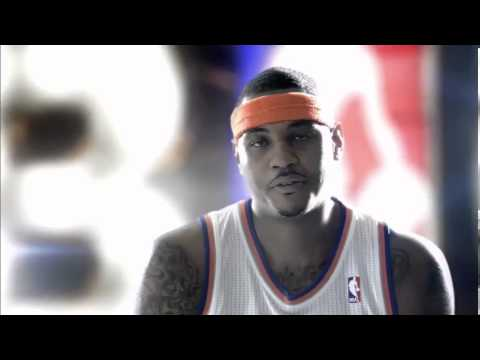 NBA New York Knicks Commercial - C. Anthony - Big Expectations