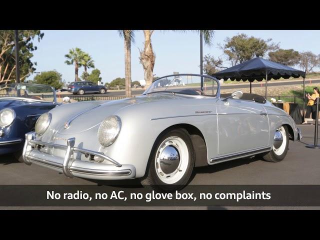 Porsche Classic Showcase Ep. 7: 1958 Speedster