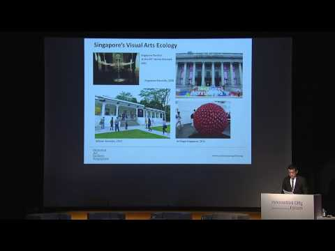 """What's Happening in Asia Now"" - Innovative City Forum - Mori Art Museum Session 2"