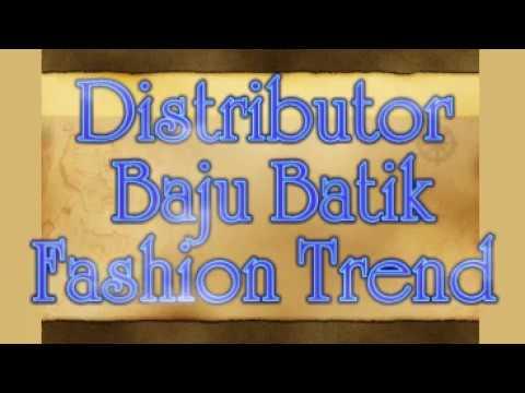 Baju Batik Modern 2017 Baju Batik Model Terbaru Baju Batik Model