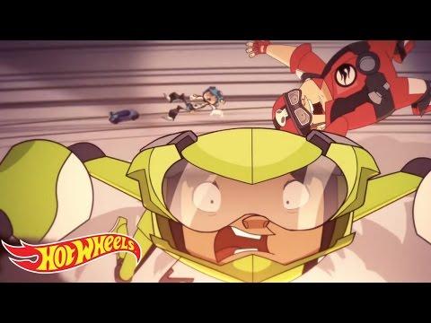 ЗА ГРАНЬЮ ВООБРАЖЕНИЯ!   Trailer 2   Team Hot Wheels
