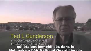Ted Gunderson ex agent du FBI dénonce les chemtrails