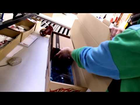 Titus Warehouse - Packing & Shipping (Skateboards, Wheels, Trucks, Shoes)