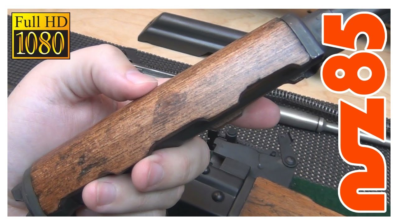 AK-47: Easy Upper Hand Guard Removal (HD)