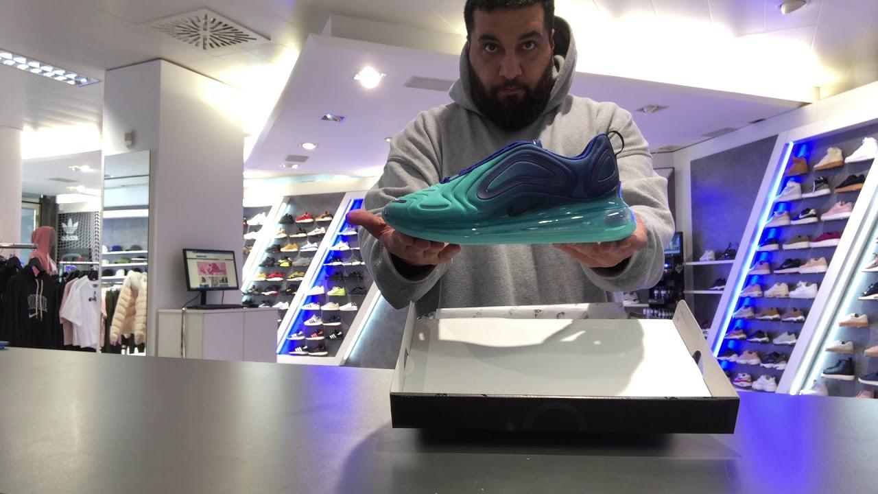 Nike Air Max 720 Sneaker   AO2924 400   Sneaker Twins Store