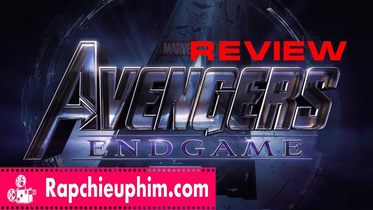[Review] Avengers: Endgame – QUÁ HAY 10/10 – RA RẠP NGAY CÒN KỊP