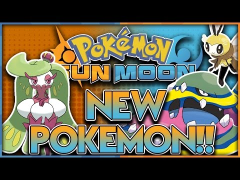 ALOLAN MUK IS INSANE! NEW POKEMON REVEALED! NEW KAHUNA Pokemon Sun and Moon News and Discussion!