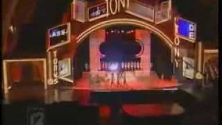 2004 Tony Award show One Night Only Hugh Jackman
