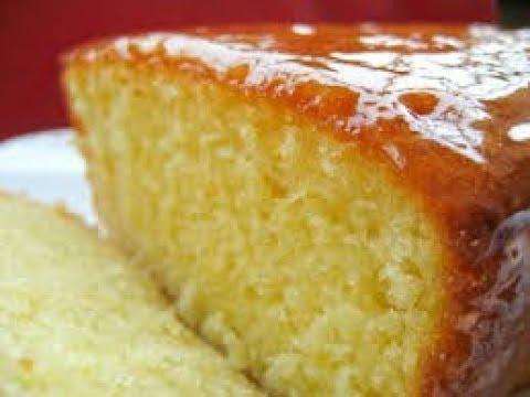 How To Make A Delicious French Yogurt Cake/ CAKE WITH YOGURT