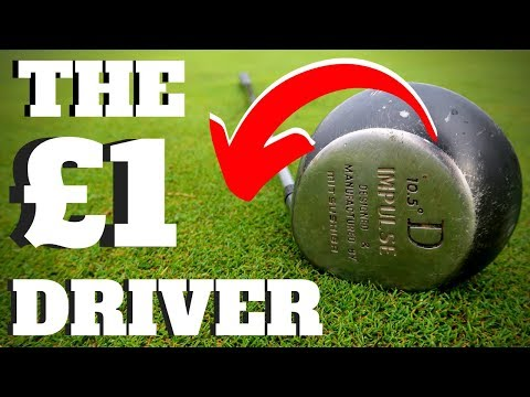 SHOULD YOU BUY A CHEAP £1 OLD DRIVER!? (Surprising Results)