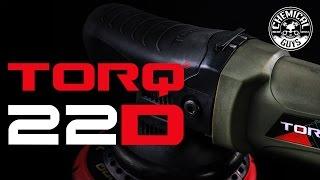 torq 22d random orbital polisher the future of auto detailing chemical guys