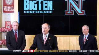 How Nebraska Got to the Big Ten