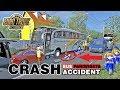 Yang Ga Kuat Jangan Tonton Video Ini !!! Crash Accident Bus Pariwisata