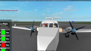 (ROBLOX) Private PAL Flight!