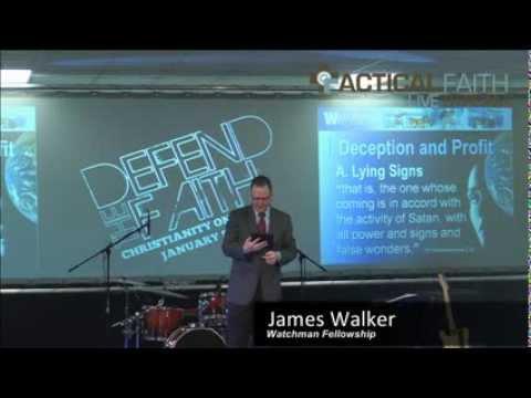 """James Walker - """"Paul's Psychic Friend"""""""