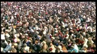 Nazm - Khilafat Noor-e-Rabul Aalameen Hay