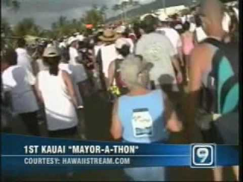 Kauai Mayor-A-Thon 2009