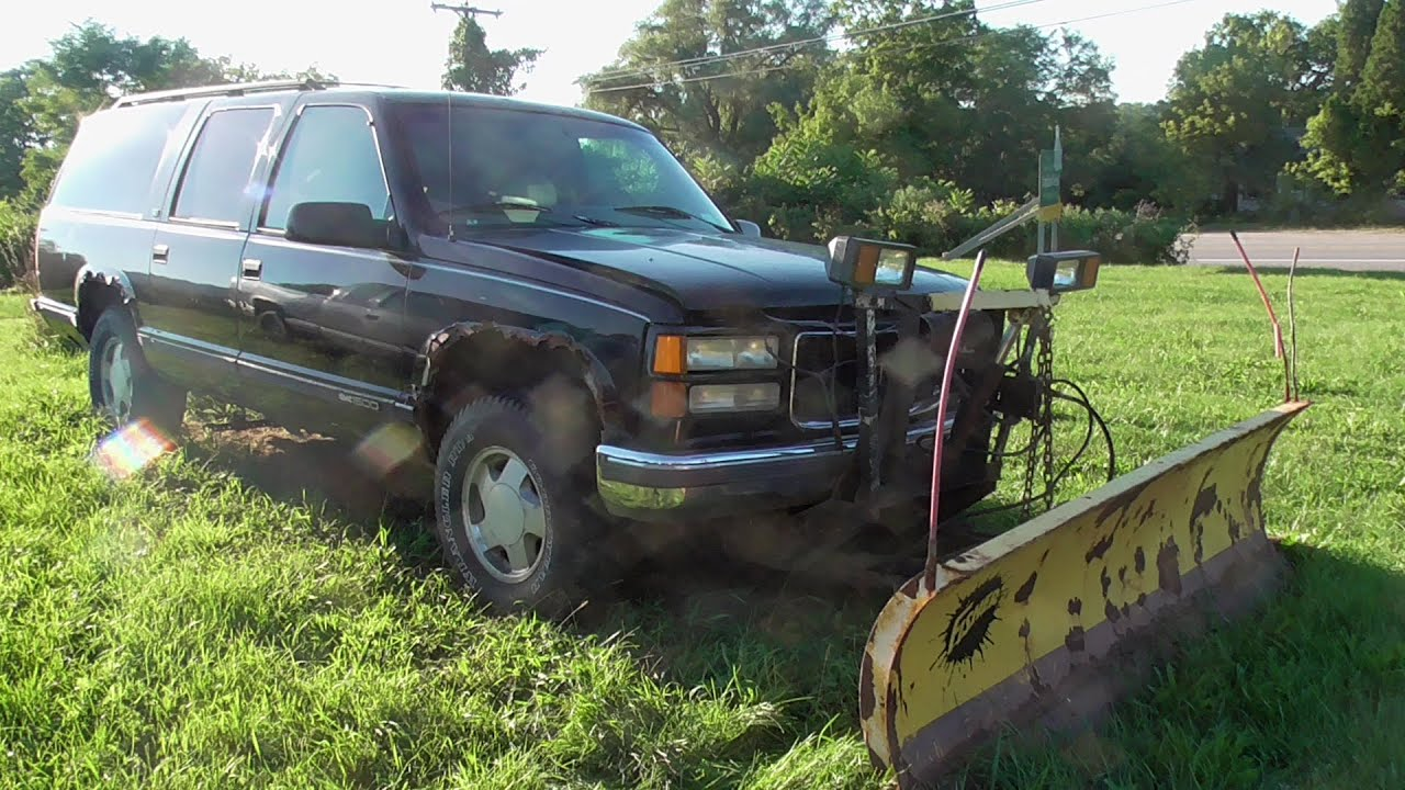 old start on 95 suburban and 97 gmc 2500 [ 1280 x 720 Pixel ]