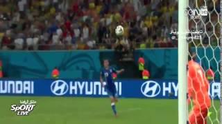 اهداف مباراة ايطاليا وانجلترا 2 -1 2014