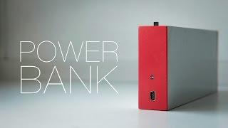 Новый Power Bank своими руками li-ion