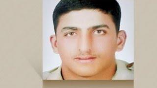 """أبطال سيناء .. الشهيد """"عوضين إبراهيم """" مات وإيده ماسكة السلاح"""