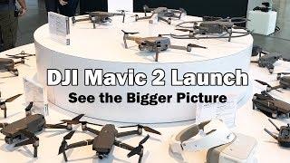 Video DOZENS of Drones - DJI Mavic 2 See the Bigger Picture Event in NYC download MP3, 3GP, MP4, WEBM, AVI, FLV September 2018