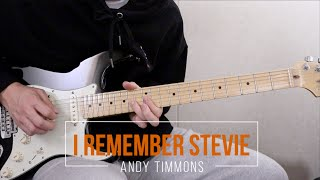 Download Andy Timmons  - I Remember Stevie (Cover) / 학생연주