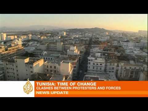 Tunisia in a fragile state