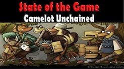 State of the Game Camelot Unchained