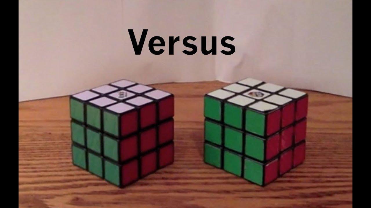 original rubik 39 s cube vs rubik 39 s 2 0 youtube. Black Bedroom Furniture Sets. Home Design Ideas