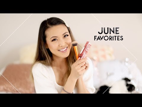 ▶▶ JUNE 2019 FAVORITES ◀◀ PIXI, NARS, Fairydrops, Real Techniques thumbnail