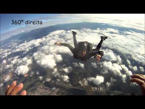 Caio Castro Curso AFF Paraquedismo de YouTube · Duração:  3 minutos 6 segundos