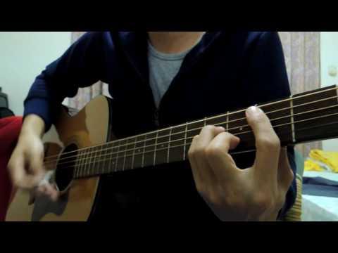 【吉他譜】晨間新聞-蔡健雅