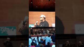 2019 Chicago Gospel Fest - Zacardi Cortez, You Don't Know