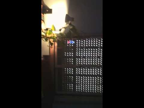 Huawei Ascend G615 - Indoor Video Sample Low Light