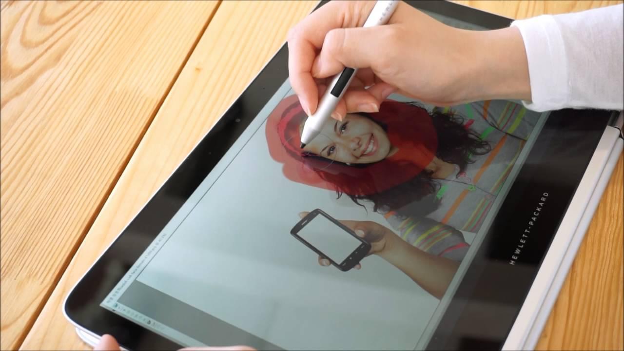 HP Spectre X360 + HP Active Stylus Pen TEST