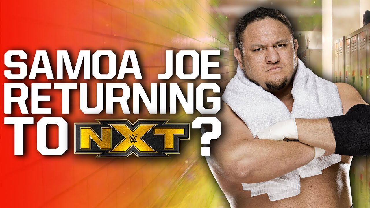 Samoa Joe Backstage At Performance Center, Signing With NXT? | WWE Hall Of Famer To Wrestle Again