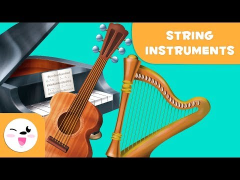 String instruments for kids  Musical Instruments