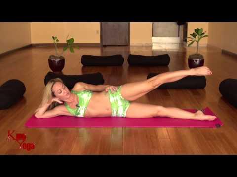 Jenny Scordamaglia Yoga Videos Hit