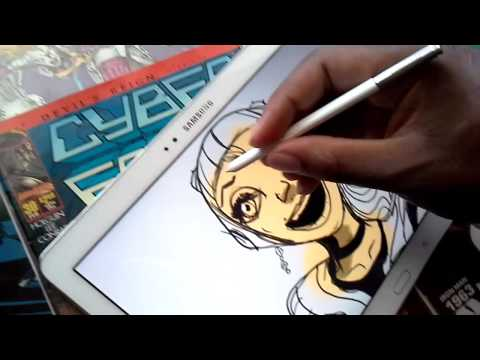 Color Blending Techniques In Artflow Part 2.