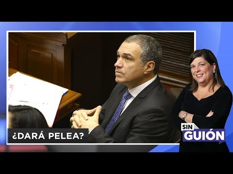 ¿Dará pelea?  - Sin Guion con Rosa María Palacios