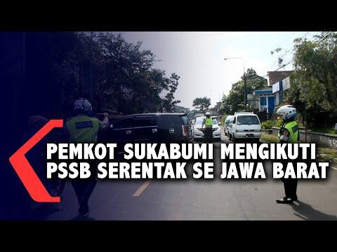 Kota Sukabumi PSBB Serentak
