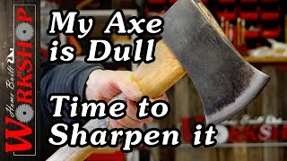 Baixar How to Sharpen an Axe (Its Easy)
