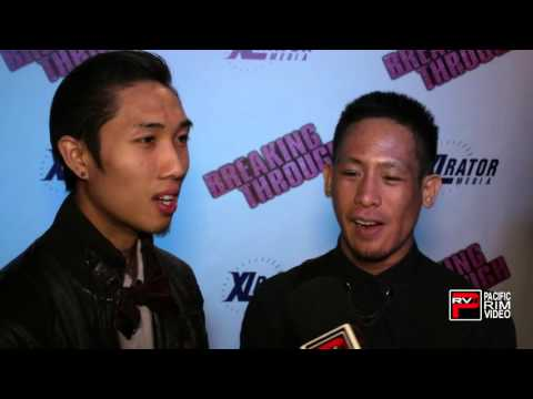 Can Nguyen and Law DeVera of Poreotics talk Breaking Through