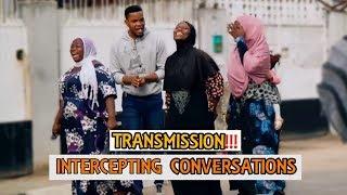 DISTURBING PEOPLE'S CONVERSATION | Zfancy